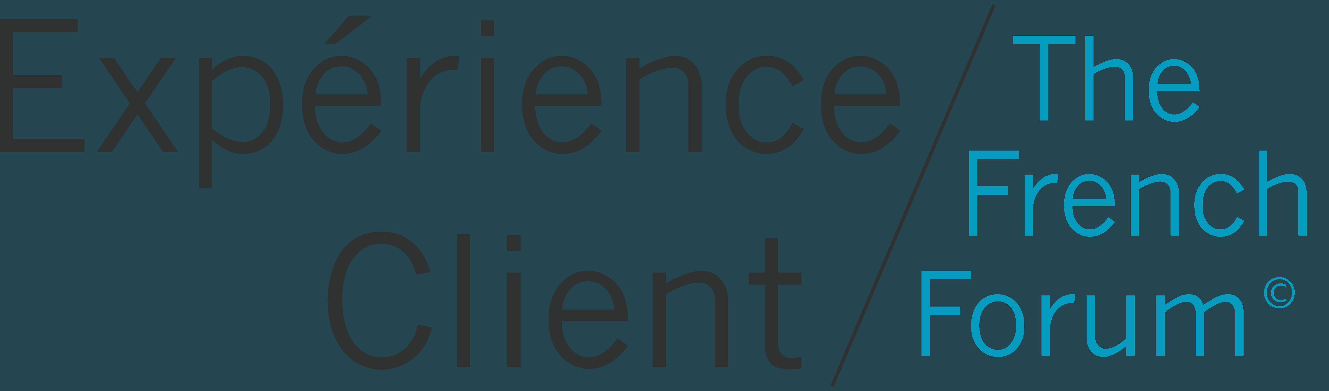 Experience Client / The French Forum – 7ème édition 2019