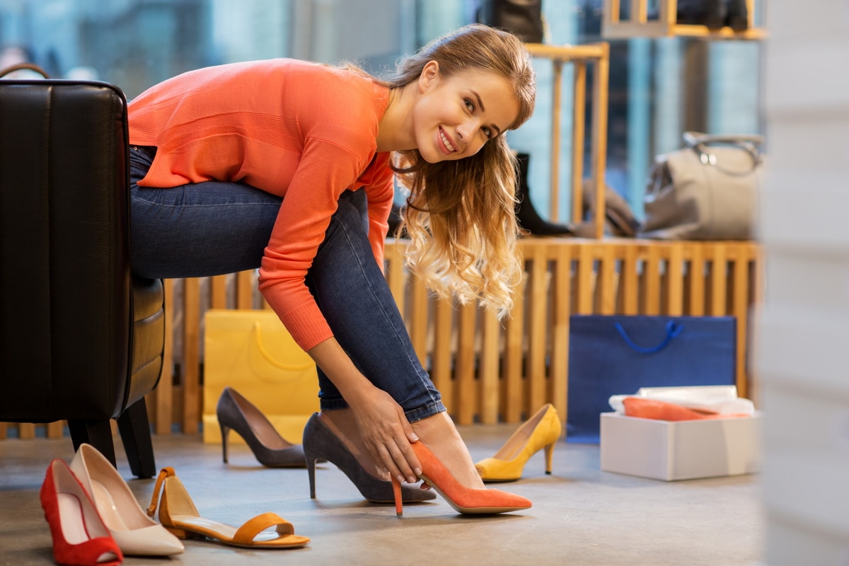 Émotions client chaussure en ligne hiver 2020