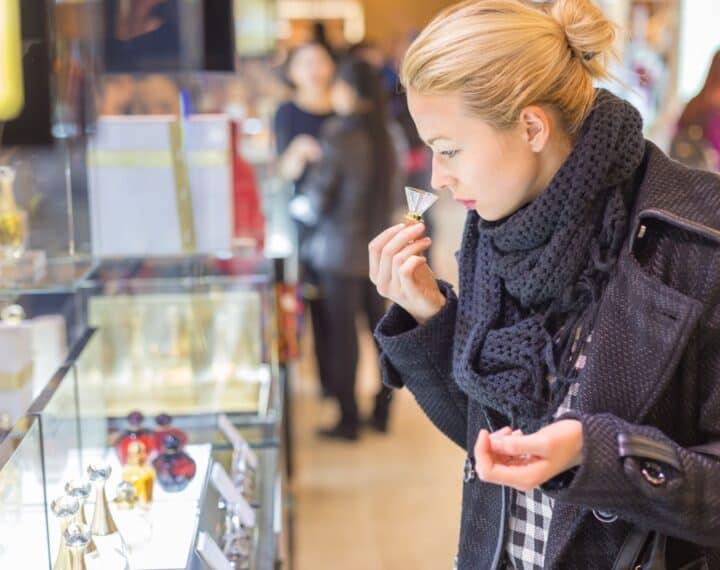 Relation client retail beauté hiver 2018-2019