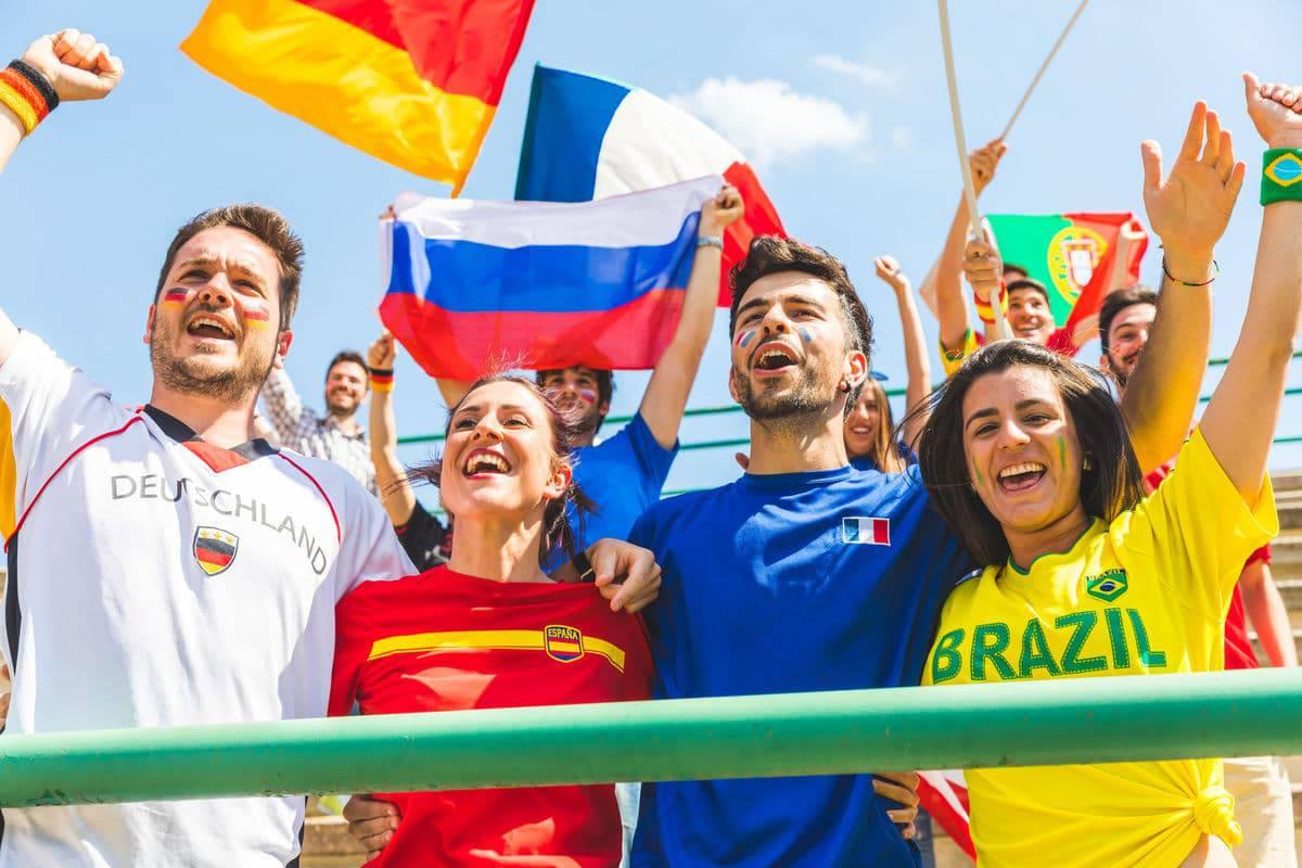 Pari en ligne, le buzz des équipes en phase de pool du Mondial 2018