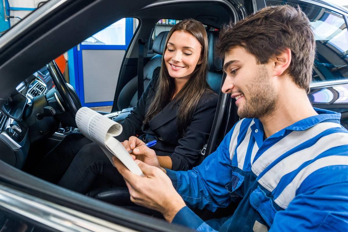 Relation Client en centre auto Q3 2017