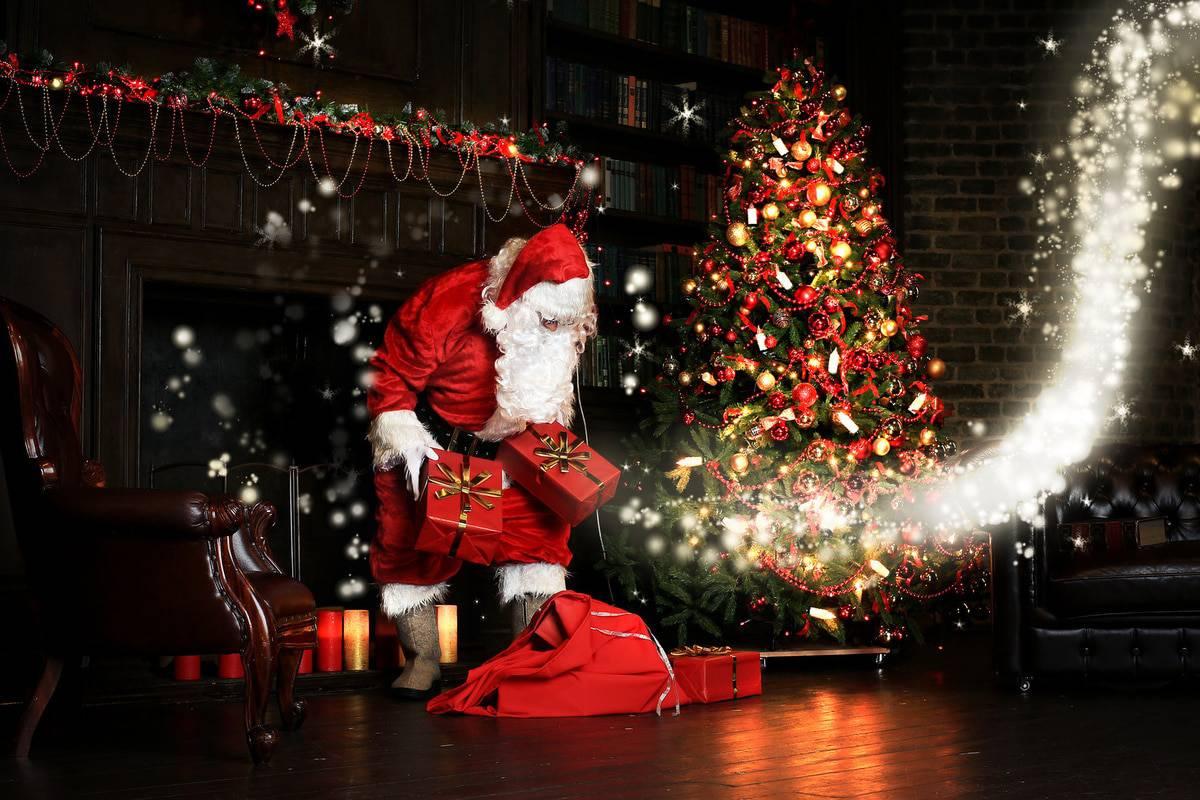 Livraison e-commerce J-3 avant Noël