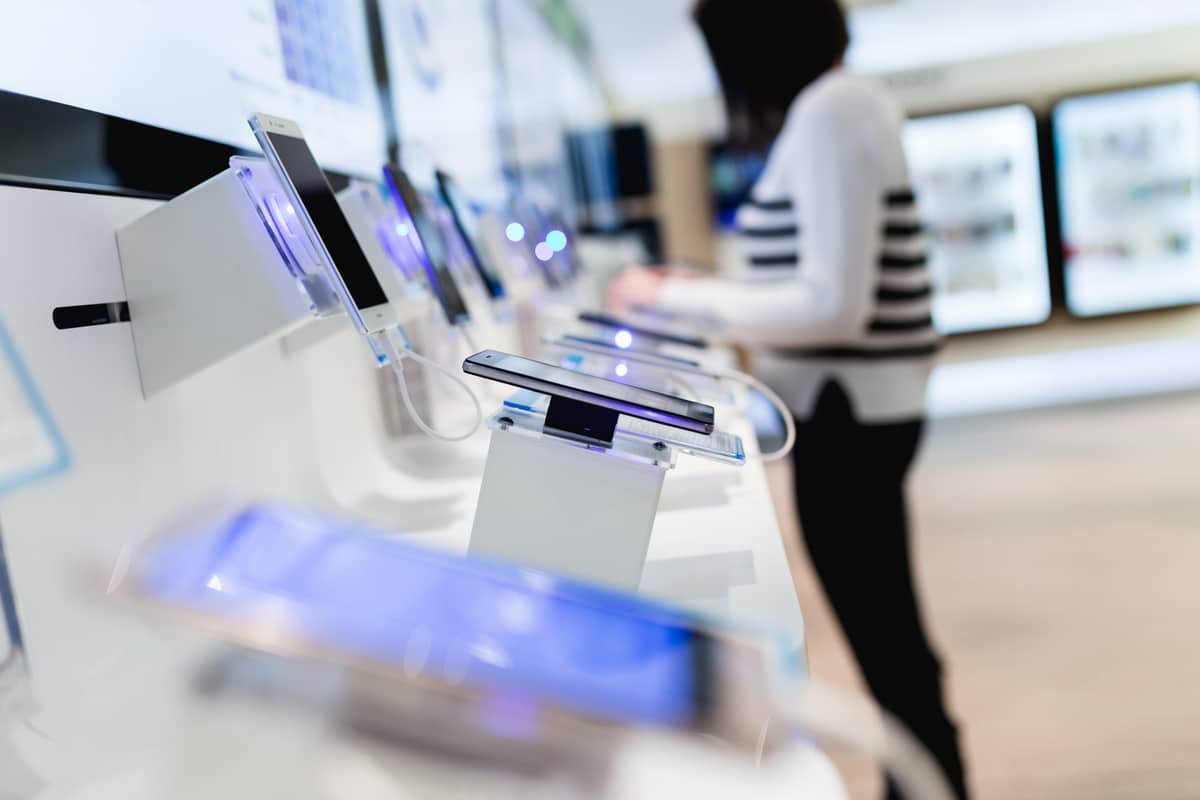Top-Flop retail high-tech Q1 2017